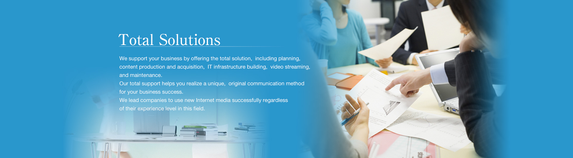 WORLD BIZNet Business Communication x Digital Entertainment